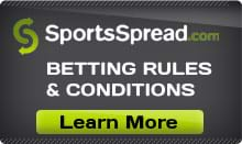 SportsSpread.com Betting Rules and Conditions